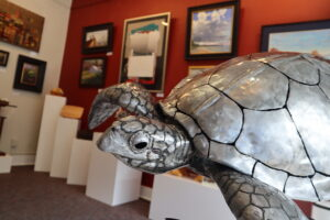 Leonardtown Highlights the North End Gallery Guest Artists Invitational