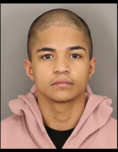 Maurice Alexander Pr'out, 26, of Goldsboro, NC