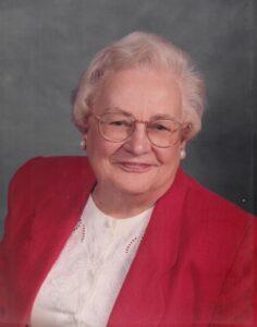 Dorothy Trott Ward