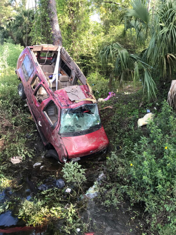 Three Prince George's County Citizens Dead, and Seven Injured After Single Vehicle Rollover Collision in Florida