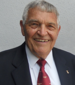 Lt. Col. Carl H. Dubac, USMC Retired, 88