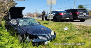 Driver Flown to Trauma Center After Motor Vehicle Accident in Charlotte Hall
