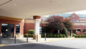 MedStar St. Mary's Hospital Re-Opens Main Entrance to Patients