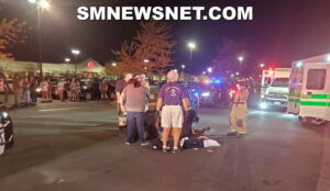 18-Year-Old Male Flown to Trauma Center After Rolling ATV Over in Target Parking Lot