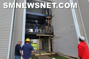 30 Residents Displaced After Firefighters Find Staircase Compromised in Lexington Park