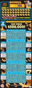 La Plata Bingo Scratch-off Player Finds $50,000 Prize on Game's Board