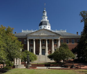 Maryland Lawmakers Wrap up Session with Pandemic aid; Reforms to Police, Betting