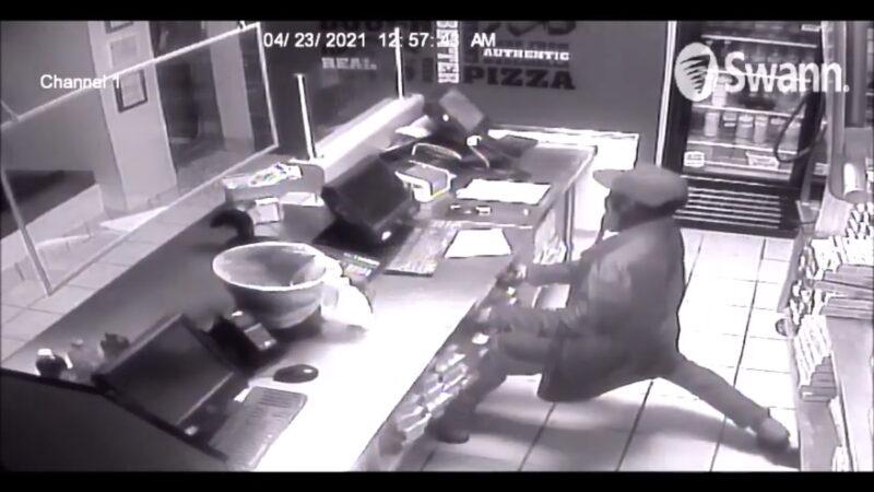 VIDEO: St. Mary's County Sheriff's Office Investigating Burglary of Lexington Park Papa John's Pizza