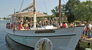 Cruise Aboard the Historic Wm. B. Tennison