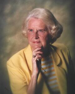 Martha Elizabeth Gibson, 92