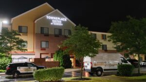 St. Mary's County Sheriff's Office Investigating Robbery at Lexington Park Hotel