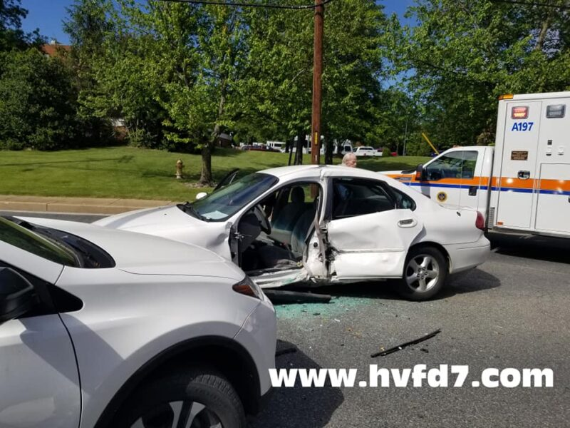 Motor Vehicle Collision in Leonardtown Sends One to Trauma Center