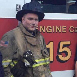 St. Leonard, Dunkirk Volunteer Fire Departments Regret to Announce Passing of Raleigh Midkiff III