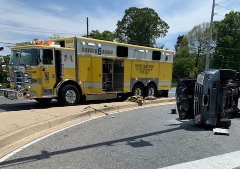 Calvert County Sheriff's Office Investigating Fatal Motor Vehicle Collision in Huntingtown