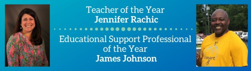 VIDEO: Calvert County Public Schools Announce Teacher of the Year and Educational Support Professional of the Year, and Give Both a New Car!