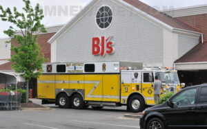 No Injuries Reported After Forklift Fire at BJ's Wholesale Club in California