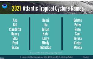Atlantic Hurricane Season Begins June 1, 2021