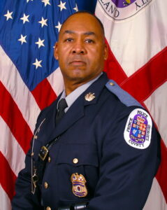 Prince George's County Police Department Regrets to Announce Passing of Corporal Gregory Fortson