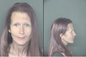Woman Charged After Setting Piney Point Residence on Fire and Breaking Every Window of Residence