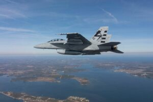 U.S. Navy Receives Production Approval for Next-Generation Air Combat Training System