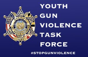 St. Mary's County Sheriff's Office Youth Gun Violence Task Force Adds the Federal Bureau of Investigation to List of Partners