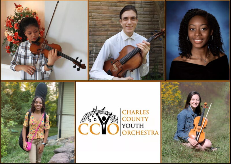 Charles County Youth Orchestra Celebrates Graduating Seniors on Saturday, May 21, 2021