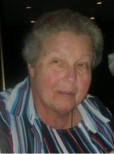 """Frances Jacqueline """"Jackie"""" Goldsborough Bond, 87"""