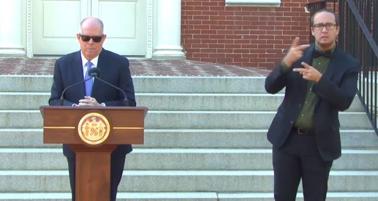 Governor Hogan Announces End of Statewide Mask Mandate
