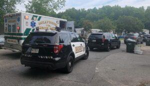 Police Investigating Hit and Run Involving Pedestrian in Lexington Park, Victim Flown to Trauma Center