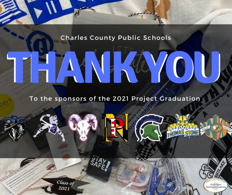 Charles County Public Schools Celebrates Classes of 2021, Graduates Offered Over $157 Million in Scholarships