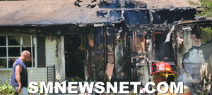 State Fire Marshal Investigating House Fire in Mechanicsville, One Victim Flown to Burn Center