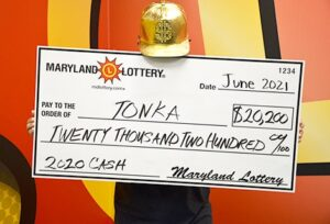 Haircut and a Lottery Ticket Lead to $20,200 Prize for Lexington Park Man
