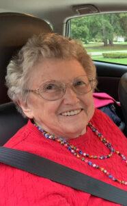 Marica (Mary) Kucko Townsend, 83