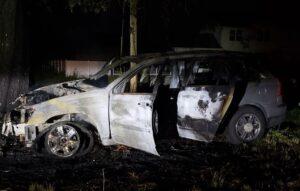 Car Fire in Waldorf Under Investigation
