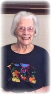 Alice Lee Ritchie Colvin, 96
