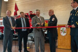 Calvert County Celebrates New Prince Frederick Volunteer Fire Department Firehouse