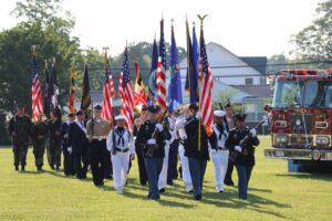 St. Mary's County Commissioners Commemorate Flag Day