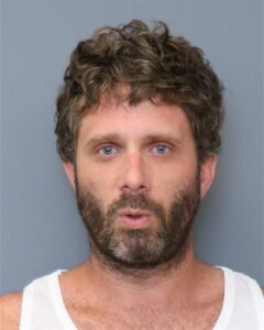 Drunk Chesapeake Beach Man Spits on Police Officer After Hit & Run Crash is Charged with DUI and Assault