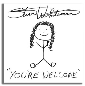 KIX Frontman Steve Whiteman to Release First Solo Album Titled 'You're Welcome'