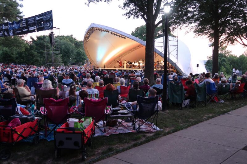St. Mary's College of Maryland Announces River Concert Series, Will Not Have Fireworks Show
