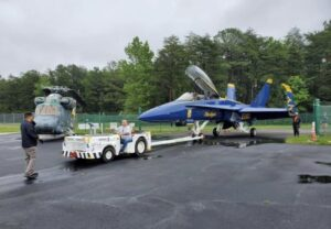 Pax River Museum Obtains Retired Blue Angel Aircraft