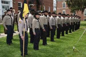 Maryland State Police Announces 2021 Youth Leadership Law Enforcement Seminar