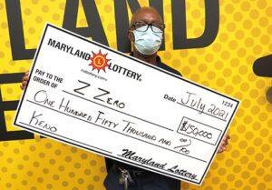 White Plains Man  Wins $150,000 Keno Prize at Westlake Liquors
