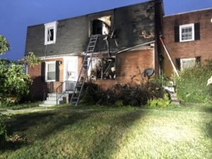 Three Children Dead, One Firefighter Injured After House Fire in Prince George's County