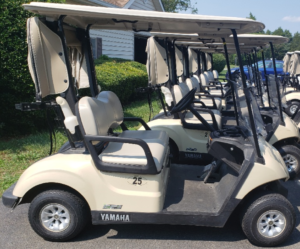 St. Mary's County Sheriff's Office Investigating Golf Carts Stolen from Breton Bay Golf Course in Leonardtown