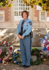 """Remembering Retired St. Mary's County Sheriff's Office Corporal Margaret """"Peggy"""" Smolarsky"""