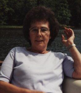 "Mary Ann ""Walker"" Gibson, 92"
