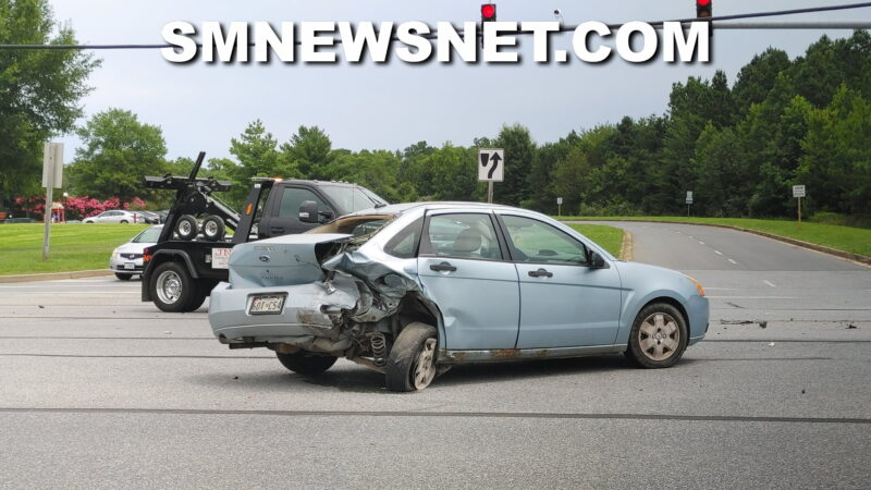 Police Investigating Hit and Run in Great Mills, No Injuries Reported
