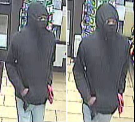 Police in Calvert County Seeking Identity of Armed Robber at 7-Eleven in Huntingtown