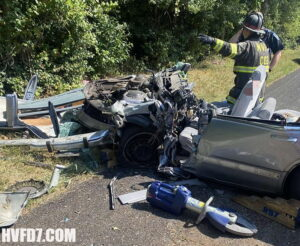 UPDATE: Police Investigating Fatal Motor Vehicle Accident That killed 43-Year-Old Waldorf Man
